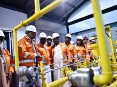 Badan Perminyakan Nigeria Kunjungi Fasilitas Jargas PGN di Cirebon