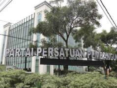 Kantor DPP PPP (Foto: Istimewa)