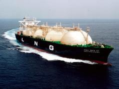 Ekspor LNG
