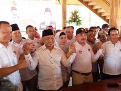 Ratusan Warga Bandung Barat Mancing Bareng Syaikhu