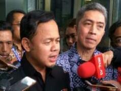 Wali Kota Bogor Bima Arya Direktur Pembinaan Jaringan, Kerja Sama Antar Komisi dan Instansi Komisi Pemberantasan Korupsi (KPK), Dedie A. Rachim (istimewa)