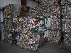ilustrasi pengolahan sampah