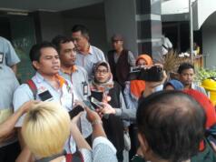 Unjuk Rasa Pekerja PT Pos Indonesia