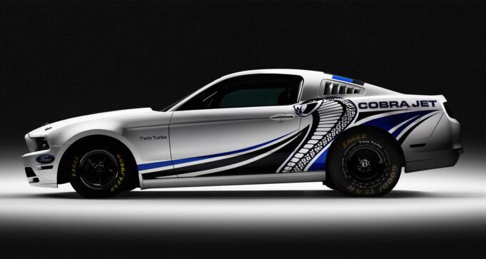 Mustang Cobra Jet >> Ford Motor Rilis Mustang Cobra Jet Ini Kemampuannya