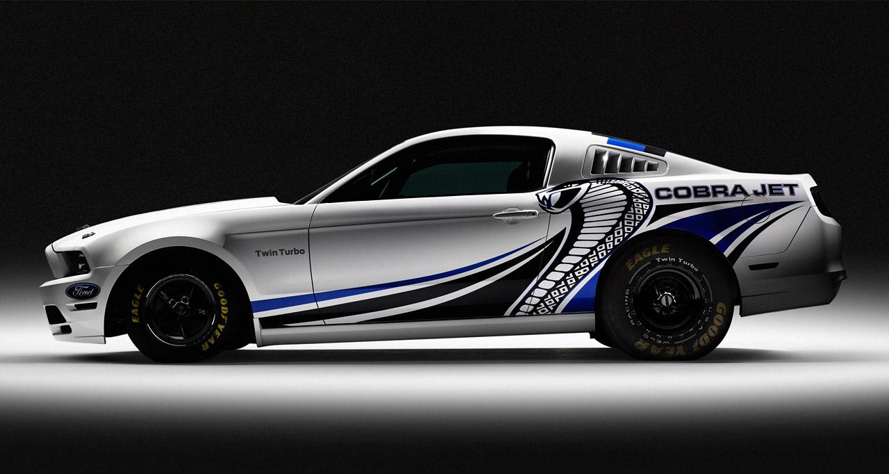 Ford motor rilis mustang cobra jet ini kemampuannya terhangat terpercaya