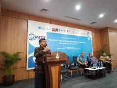 Prof Mukhtasor, Guru Besar ITS