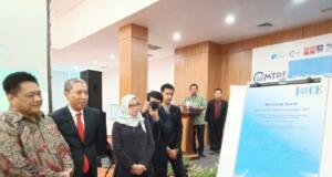 Deklarasi peluncuran IOCE