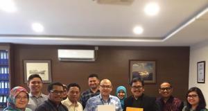 PGN Kerjasama dengan Perinus (Foto: Dok PGN)