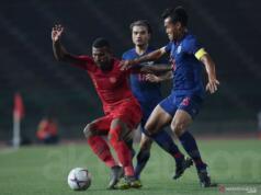 Final Piala AFF: Timnas U-22 Indonesia vs Timnas U-22 Thailand