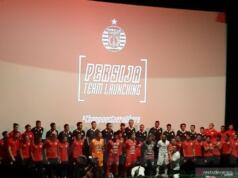 Launching Tim Persija untuk Liga 1 2019