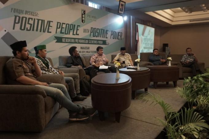 Diskusi People Power