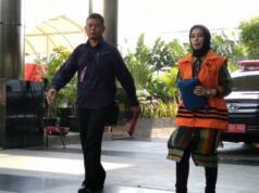 Asty Winasti, tersangka penyuap Bowo Sidik Pangarso
