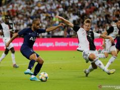 Laga Pra Musim International Champions Cup 2019, Juventus vs Tottenham Hotspur