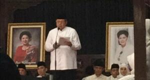 40 hari wafatnya Ani Yudhoyono