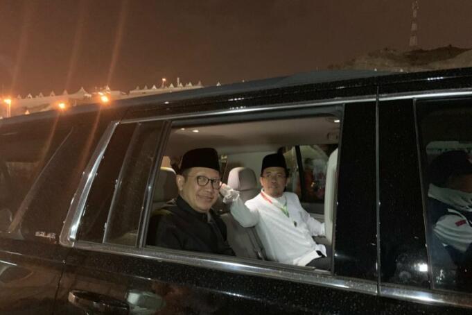 Amirul Hajj Indonesia Lukman Hakim Saifuddin