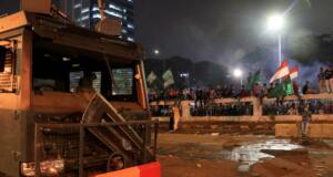 Aksi Unjuk Rasa Mahasiswa Tolak RUU KPK dan KUHP