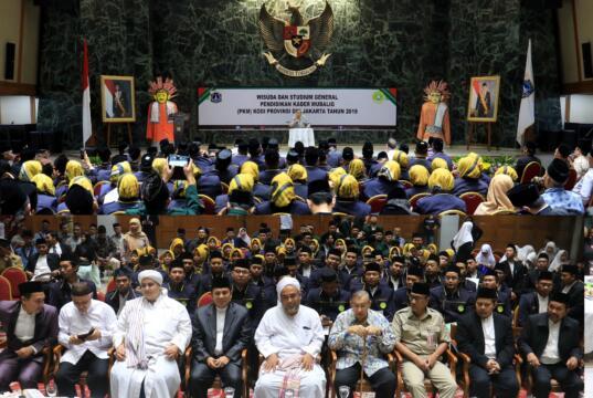 Wisuda PKM KODI DKI Jakarta