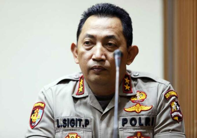 Kabareskrim Polri, Listyo Sigit Prabowo