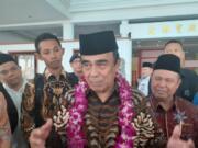 Menteri Agama Fachrul Razi (Naim)