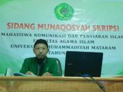 Basri, seorang marbot masjid di Lombok Utara, Nusa Tenggara Barat yang berusia 60 tahun, akhirnya menyandang gelar sarjana strata 1 Universitas Muhammadiyah Mataram (UMMat).