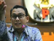 Pelaksana Tugas (Plt) juru bicara KPK, Ali Fikri