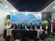 PT Perusahaan Gas Negara Tbk (PGN) menunjuk Arcandra Tahar sebagai komisaris Utama