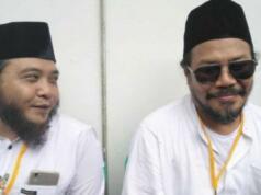 Vokalis grup band Jamrud Krisyanto