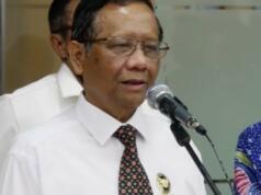 Menteri Koordinator Bidang Politik, Hukum dan Keamanan, Mahfud MD