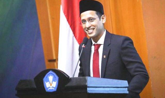 Menteri Pendidikan dan Kebudayaan (Mendikbud), Nadim Anwar Makarim. (Ist.)