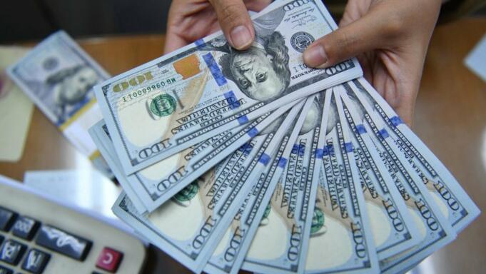 Mata Uang Dolar AS/Foto: antaranews
