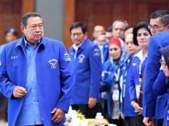 Ketua Majelis Tinggi Partai Demokrat, Susilo Bambang Yudhoyono (SBY)/Antara Foto