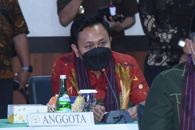 Anggota Komisi III DPR RI, Bimantoro Wiyono/ISTIMEWA