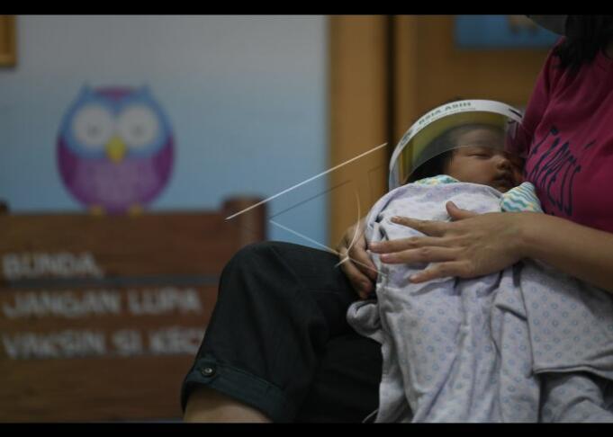 Ilustrasi Bayi/Antara