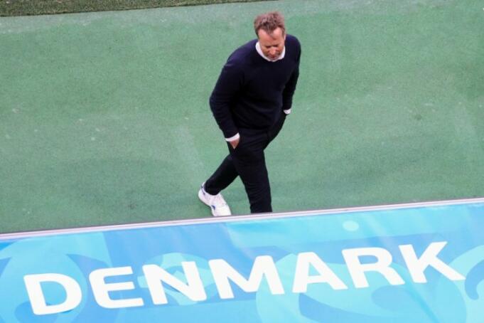 Pelatih Denmark Kasper Hjulmand/Antara