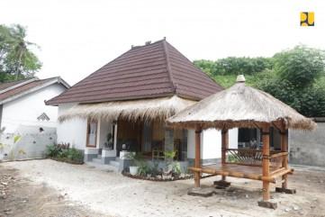 Sarana Hunian Pariwisata (Sarhunta) atau homestay layak huni sudah dibangun di Labuan Bajo, Manggarai Barat, Nusa Tenggara Timur. (Ilustrasi)