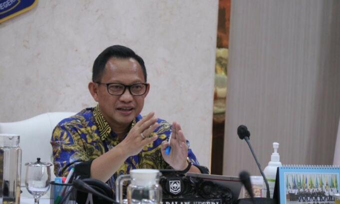 Menteri Dalam Negeri Muhammad Tito Karnavian/Antara