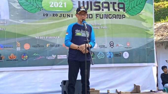 Wakil Bupati Jember, MB Firjaun Barlaman