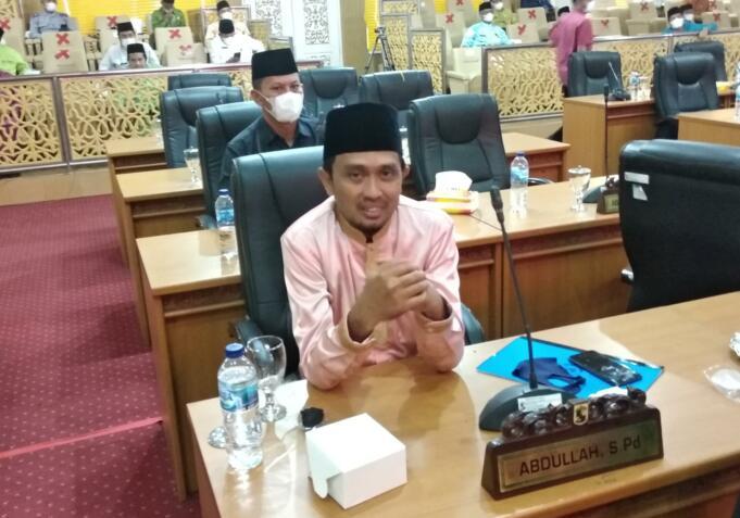 Anggota DPRD Kabupaten Pelalawan, Abdullah