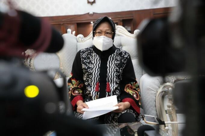 Menteri Sosial Tri Rismaharini /Antara