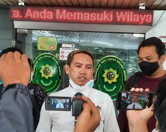 Kuasa Hukum Partai Demokrat kubu Kongres Luar Biasa (KLB) Deli Serdang, Rusdiansyah/Istimewa