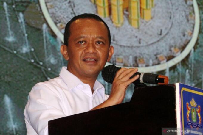 Menteri Investasi/Kepala BKPM Bahlil Lahadalia/Antara