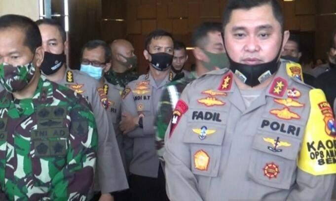 Sekjen PP PBSI Muhammad Fadil Imran/Antara