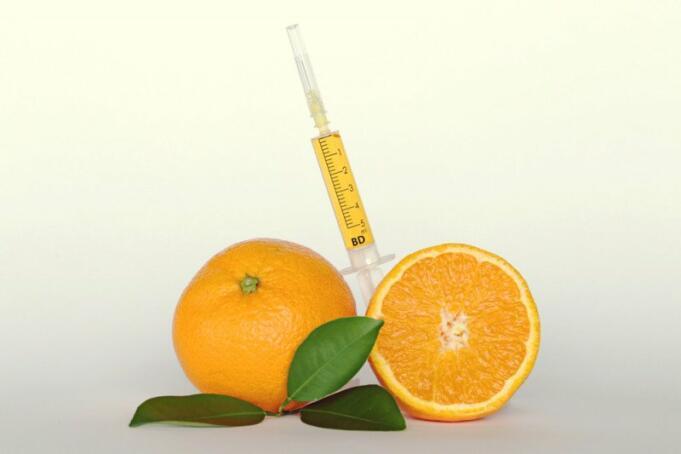 Ilustrasi Suntik Vitamin/Antara