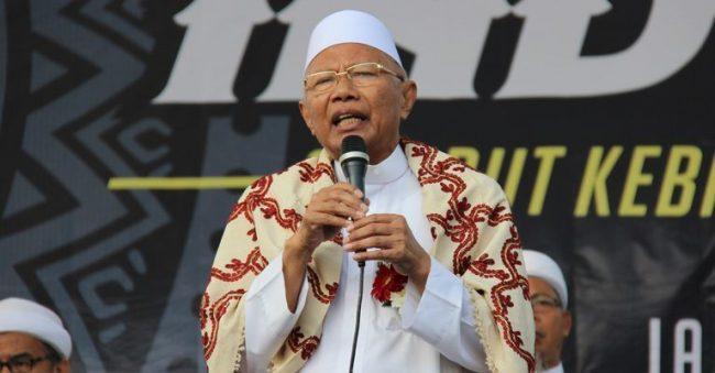 KH Abdul Rasyid Abdullah Syafi'ie
