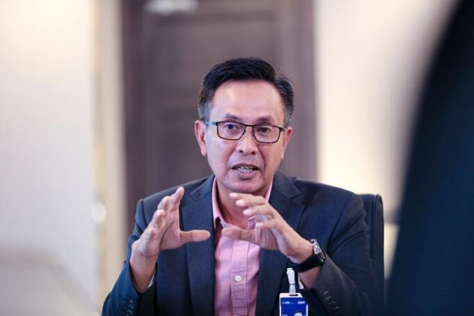 Direktur Bisnis Kecil dan Menengah BRI, Amam Sukriyanto