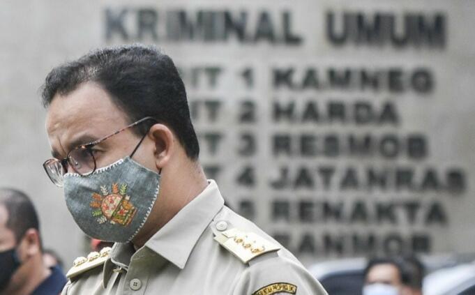 Gubernur DKI Jakarta, Anies Baswedan/Antara