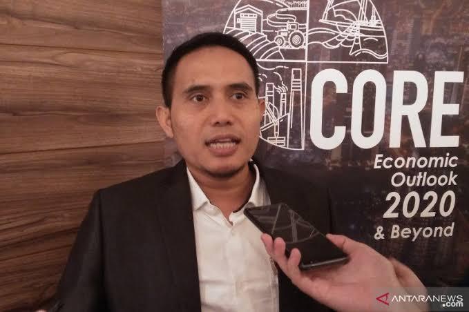 Direktur Eksekutif CORE Indonesia, Mohammad Faisal/foto: Antara