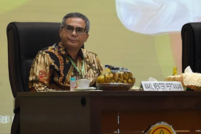 Wakil Menteri Pertanian Republik Indonesia (Wamentan RI), Harvick Hasnul Qolbi