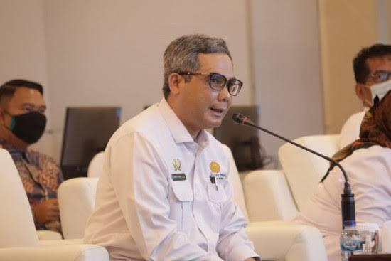 Wakil Menteri Pertanian (Wamentan), Havick Hasnul Qolbi/istimewa