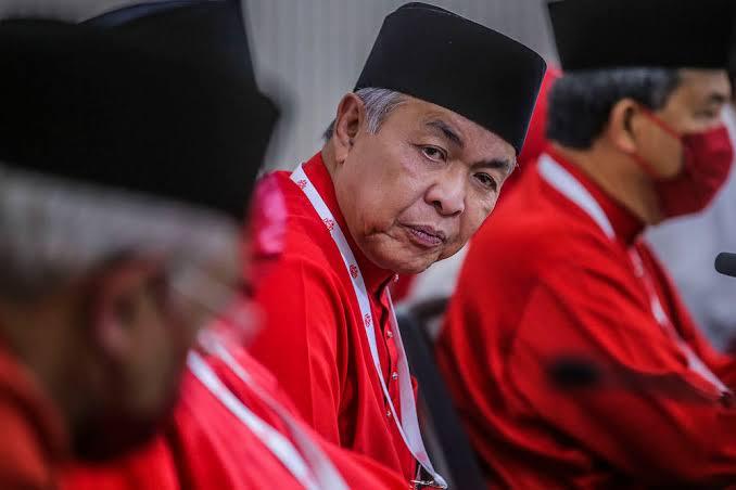 Presiden UMNO, Ahmad Zahid Hamidi